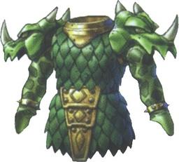 Linnorm-scale Armor