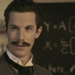 """Maxwell """"Max"""" Newton Tesla"""
