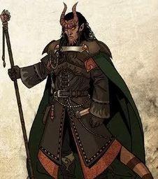 Morgash the Dark