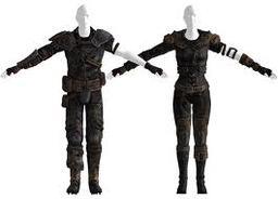 Blending Armor