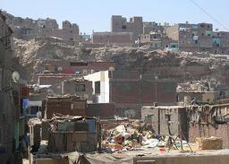 Luxor Slums