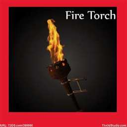 everburning torch