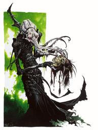 Lieberath, the Lich Mindflayer