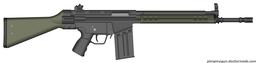 Independent Assault Rifle