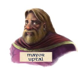 Mayor Jonark Uptal