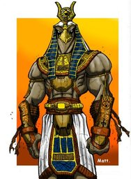 Horus, the God of War