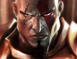 Kratos, messenger of the Gods