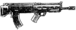 Stolbovoy ST-5 Assault Rifle