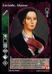 Λουσίντε, η Ventrue Δικαιοδότης