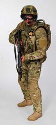 Soldier, Green