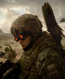 Soldier, Veteran