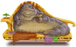 Darga The Hutt - deceased