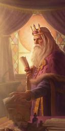 King Foril Obarskyr of Cormyr
