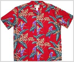 Nick's Hawaiian Shirt