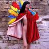 Achaierai Feather Cloak