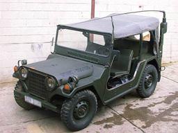 Nick's Jeep