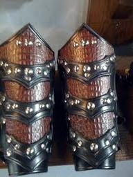 Bracers of Armor +1