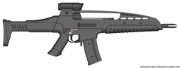 Alliance Assault Rifle