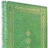 Spellbook (green leather cover)