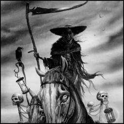Ankou, the God of Death