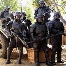 Thunder Squad