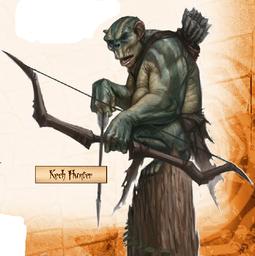 Kech Hunter