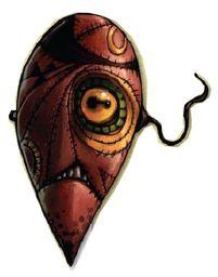 Skinsaw Mask