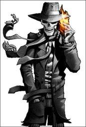 Dr Bones Skullduggery