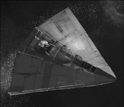 """Type-S """"Seeker"""" Mining Shuttle"""