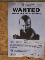 Wanted Posters at Oleg's Trading Post