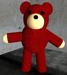 Molly's Teddy Bear