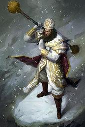 Master Garrett Santos (Age of Strife)