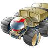 Desert Caravan Transport