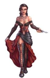 The Mistress of Destruction