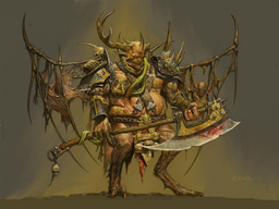 Vorath the Warmonger