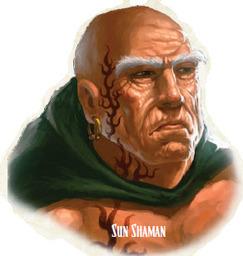 Sun Shaman