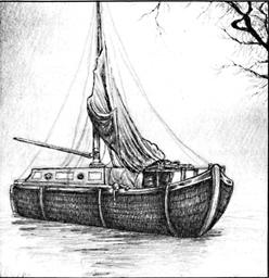 Flodbåd