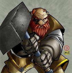 Tarongrim Runehammer
