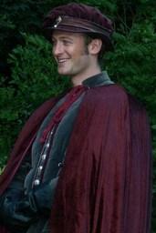 Saerus Martel (4e Character)