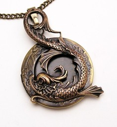 Kriv's Lucky Amulet