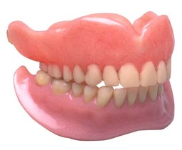 Dentures Of Munching