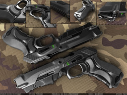 Essence Pistols