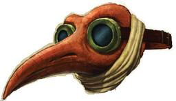 Plaguebringer's Mask
