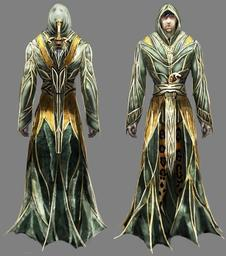 Forest Robes of Blending