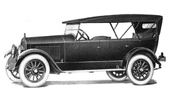 1920 Cole Aero-Eight 870 automobile