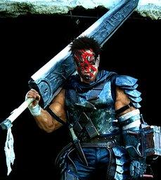 Mo'dong Warrior