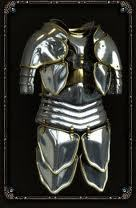 Magical Gleaming Plate Armor +1