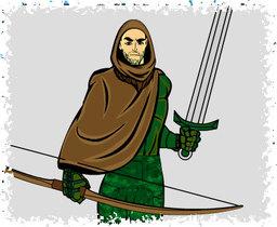 "Gilead ""The Hunter"" Wolfrider"