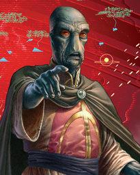 Admiral Gar Stazi