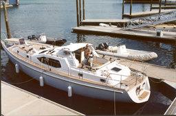 Dead Man's Yacht